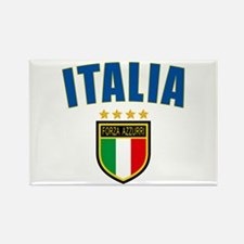 Italian World Cup Soccer Rectangle Magnet (10 pack