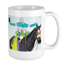 Mike Smith and Zenyatta Mug