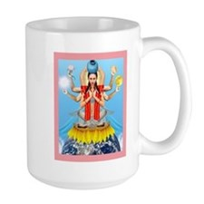 QUAN YIN, Goddess of Compassion Mug
