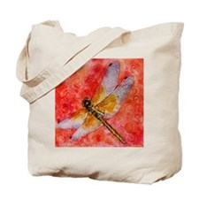 Dragonfly Destinations Tote Bag