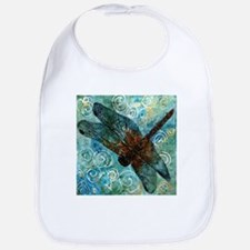 Dragonfly Dreams Bib