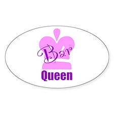 Bar Queen Decal