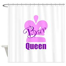 Bar Queen Shower Curtain