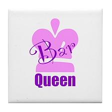 Bar Queen Tile Coaster