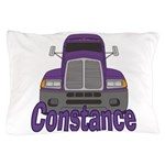 Trucker Constance Pillow Case