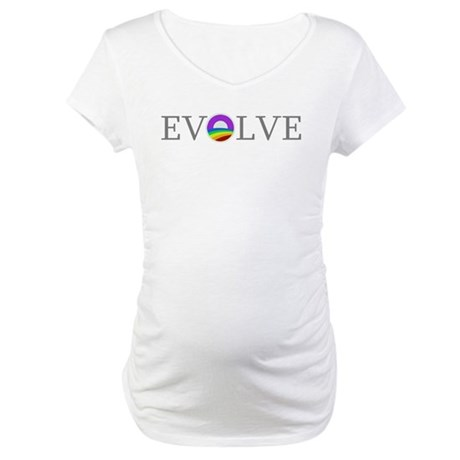 Evolve 2012. Support Marriage Equality Maternity T