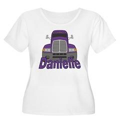 Trucker Danielle T-Shirt