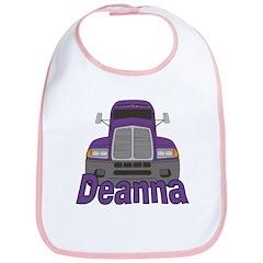Trucker Deanna Bib