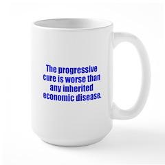 The progressive cure Mug