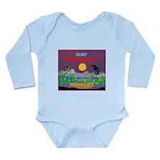 Half Moon Bay Mavericks Long Sleeve Infant Bodysui