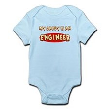 My Daddy is an Engineer Infant Bodysuit