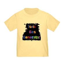 Toxic Gas Generator T