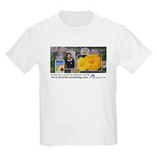 Eye on Gardening Host Logo Kids T-Shirt