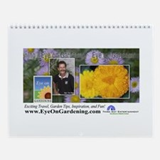 Eye on Gardening Host Logo Wall Calendar