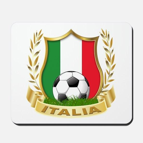 Italian World Cup Soccer Mousepad