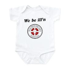 Sacred Heart Illn Infant Bodysuit