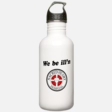 Sacred Heart Illn Water Bottle
