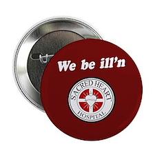 "Sacred Heart Illn 2.25"" Button"
