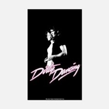 Dirty Dancing Johnny and Baby Sticker (Rectangle)