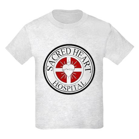 Sacred Heart Hospital Kids Light T-Shirt