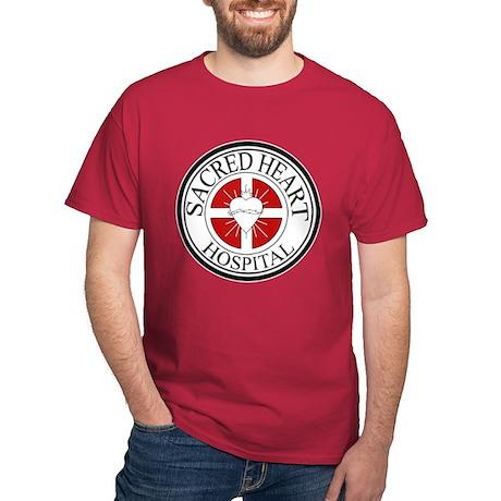 Sacred Heart Hospital Dark T-Shirt