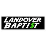 Landover $ Bumper Sticker