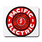 Pacific Electric Mousepad