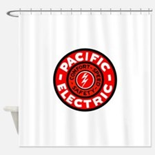Pacific Electric Shower Curtain