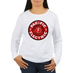 Pacific Electric Women's Long Sleeve T-Shirt