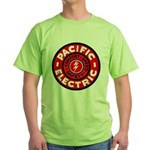 Pacific Electric Green T-Shirt