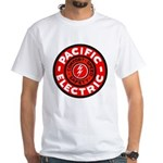 Pacific Electric White T-Shirt