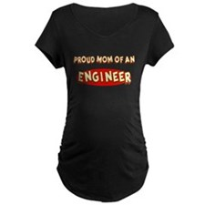 Proud Mom of an Engineer T-Shirt
