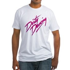 Dirty Dancing Fitted T-Shirt