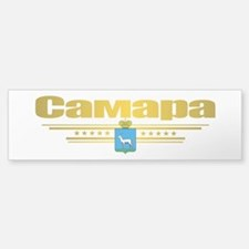Samara Flag Sticker (Bumper)