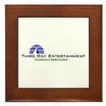 Third Day Entertainment TV Framed Tile
