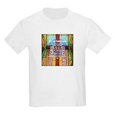 Act of Contrition Prayer Glass T-Shirt