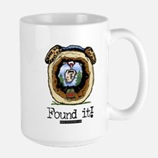 FoundIt1.jpg Ceramic Mugs