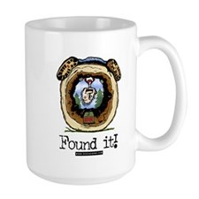 FoundIt1.jpg Ceramic Mugs
