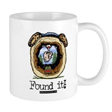 FoundIt1.jpg Small Mugs