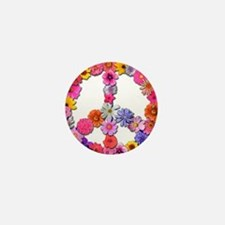 FloralPeace.png Mini Button