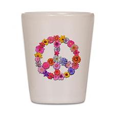 FloralPeace.png Shot Glass