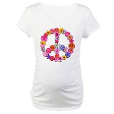 FloralPeace.png Shirt