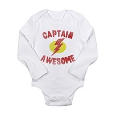 Captain Awesome Body Suit
