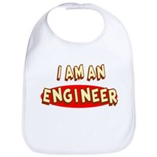 I am an Engineer Bib