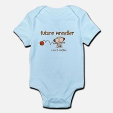 FutureWrestler.png Infant Bodysuit
