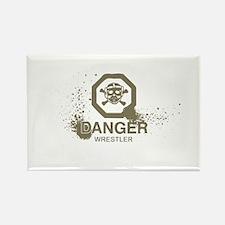 DangerWrestler.png Rectangle Magnet