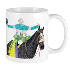 Mike Smith and Zenyatta Mugs