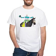 Mike Smith and Zenyatta T-Shirt