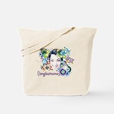 [longlastname] Tote Bag