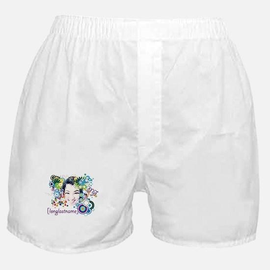 [longlastname] Boxer Shorts